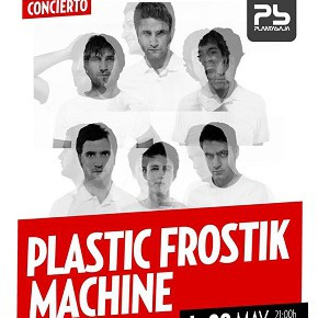 Plastic Frostik Machine presenta Playful