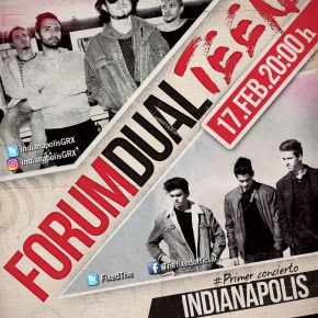 Forum Dual Teens nos presenta a Indianápolis y The Fixed