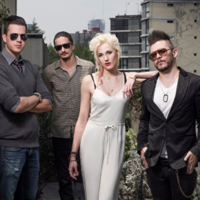 Jenny and the Mexicats presenta Mar Abierto en el Planta